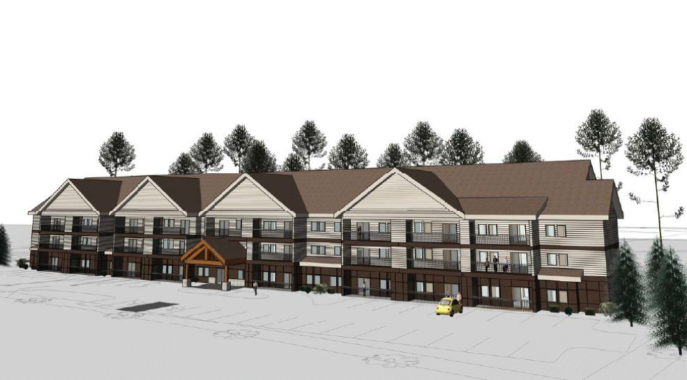 Conifer Ridge Apartments - Legacy Village