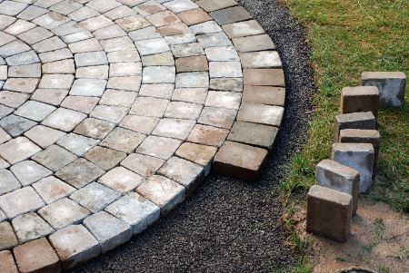 Cement Slab / Patio
