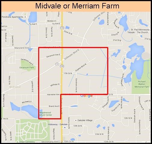 Midvale or Merriam Farm