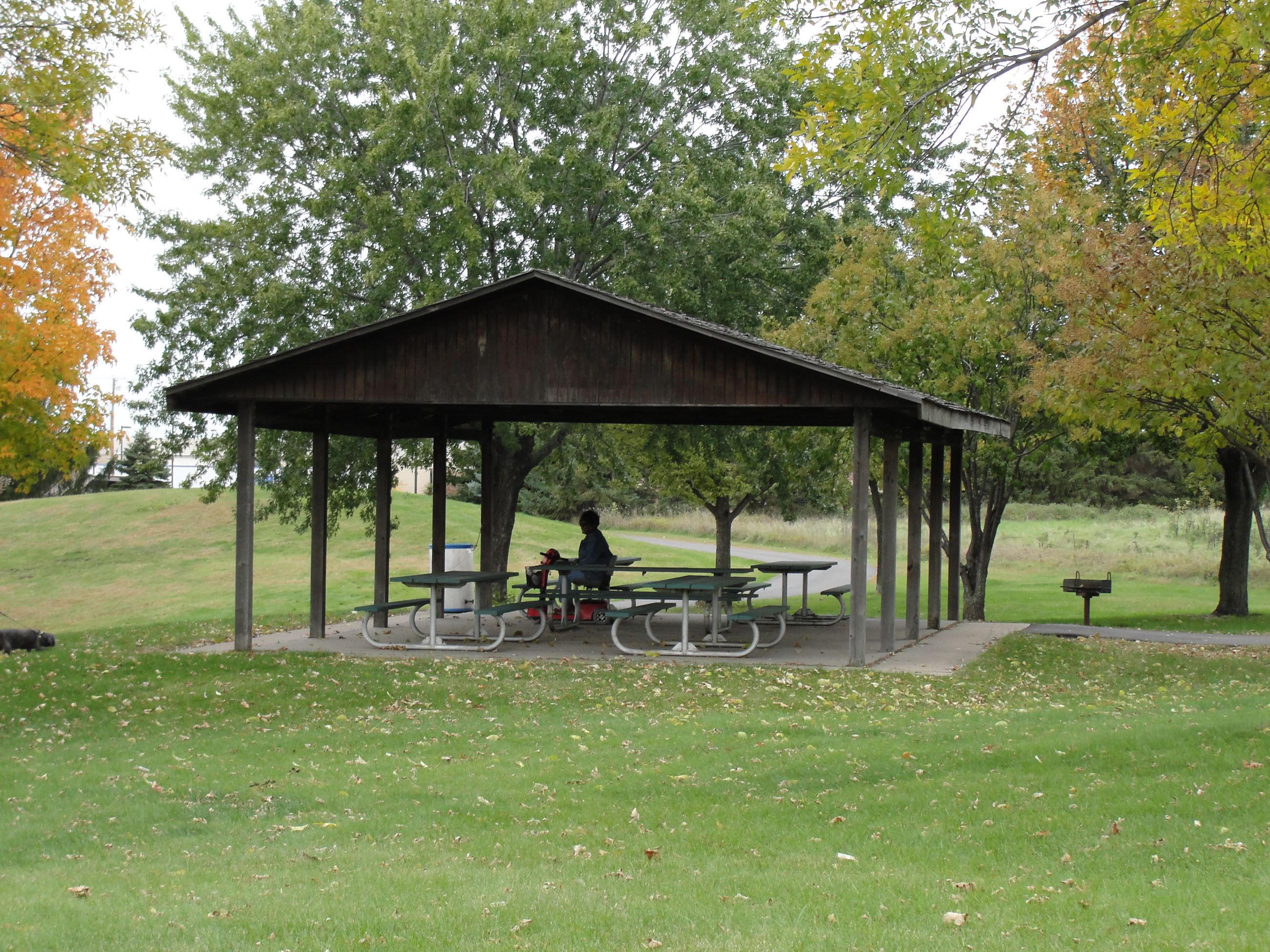 Maplewood Heights Picnic Shelter