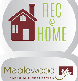 Graphic home image with Maplewood Logo under