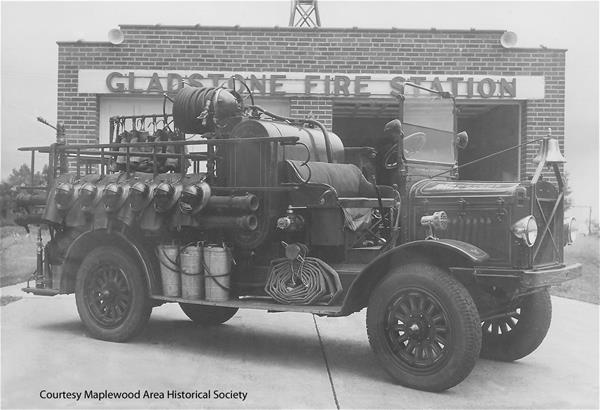 Old Betsy Firetruck