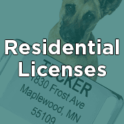 Residential Licenses