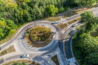 Engineering-Roundabout Gladstone